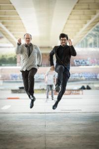 Emanuele Torquati e Francesco Dillon