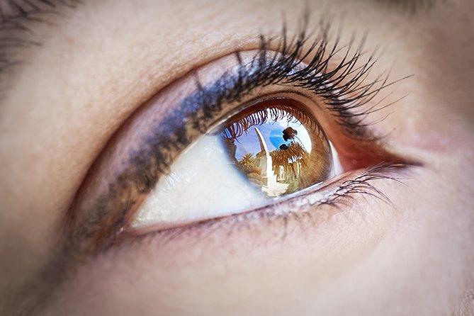 Siccome è possibile liberarsi da cerchi scuri intorno a occhi